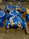 Singer Hydraulic Control Valves